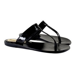 FLAT LEATHER SANDAL 2019